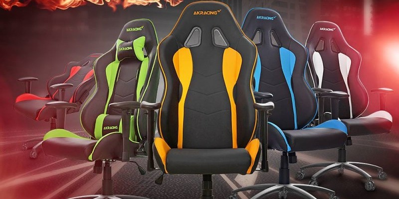 A professional gaming chair is a must for every ambitious gamer