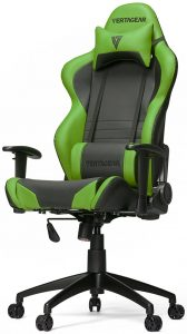 Vertagear SL2000 pc chair green right