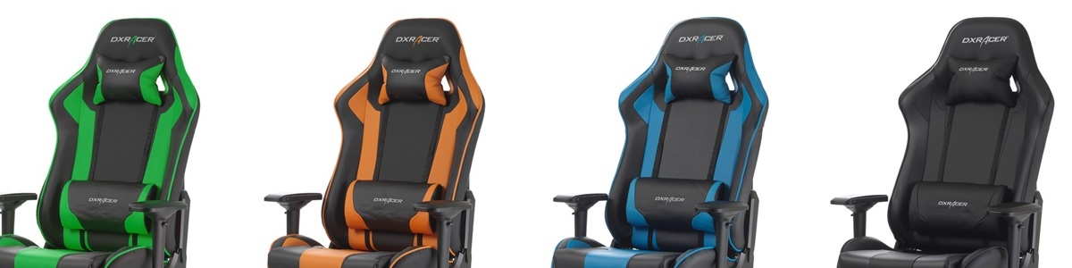 Maybe the best gaming office chair - DXRacer King