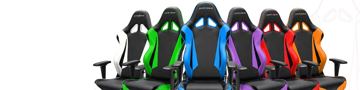 DXRacer Racing Series Test