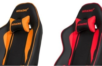 ... Gaming Racing Chair: AKRacing Nitro Ergonomic Review